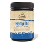 13 Seeds Hemp Oil Capsules 1000mg