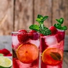 SHOTT Beverages Raspberry Iced Tea Recipe