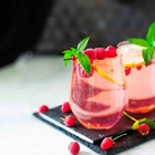 SHOTT Rose Spritzer Recipe