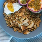 Brookfarm Essentials Toasted Honey Coconut Granola