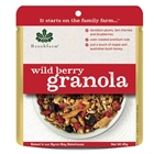 Brookfarm Wholesale 45g Wild Berry Granola Sachet