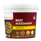 Spice Mix 1kg - Beef Massaman - Curry Flavours (1x1kg)
