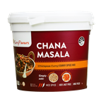 Spice Mix 1kg - Chana Masala Curry - Curry Flavours (1x1kg)