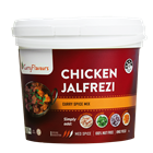 Spice Mix 1kg - Chicken Jalfrezi Curry - Curry Flavours (1x1kg)