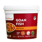 Spice Mix 1kg - Goan Fish Curry - Curry Flavours (1x1kg)
