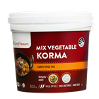 Spice Mix 1kg - Mix Vegetable Korma - Curry Flavours (1x1kg)