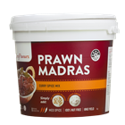 Spice Mix 1kg - Prawn Madras Curry - Curry Flavours (1x1kg)