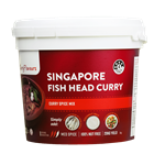 Spice Mix 1kg - Singapore Fish Head Curry - Curry Flavours (1x1kg)