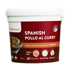 Spice Mix 1kg - Spanish Pollo Al Curry - Curry Flavours (1x1kg)