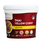 Spice Mix 1kg - Thai Yellow Curry - Curry Flavours (1x1kg)