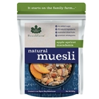 Order Wholesale 1.5kg Brookfarm Natural Macadamia Apricot Apple Muesli Online Good Food Warehouse