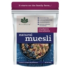 Order Wholesale 1.5kg Brookfarm Natural Cranberry Macadamia Muesli Online Good Food Warehouse