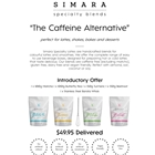 Simara Blends Introductory Pack