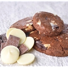 50g Bulk Love Chocolate Snowy Mountain Cookie