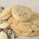 Spiced Caramel 50g White Choc Mountain Cookies