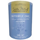 Justin Metcalf Butterfly Chai Latte