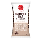 Gluten Free Natural Fudgy Choc Brownie - Kez's Kitchen - Good Food Warehouse