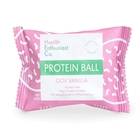 Health Enthusiast Goji Vanilla Single Wrapped Protein Balls | Good Food Warehouse