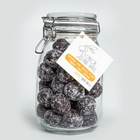 Unwrapped Orange Health Balls | Carob & Hare Cafe Balls | Good Food Warehouse