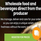 Fine Food Wholesaler| Beverage Wholesaler| Cafe Supplier | Good Food Warehouse