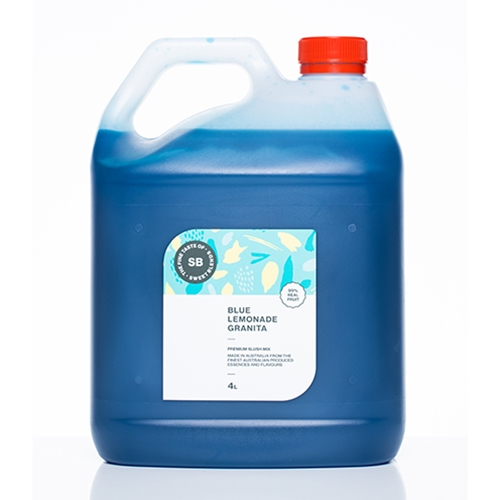 Premium Slushie 99% Juice - Tropical (Yellow) - Uptown (1x4ltr)