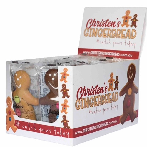 Plain Gingerbread Man