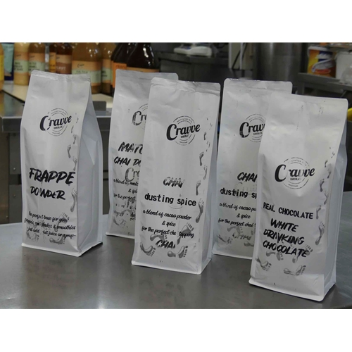 Real Cafe Chai Powder by Cravve. Best Price. Free Delivery. Only at Good Food Warehouse