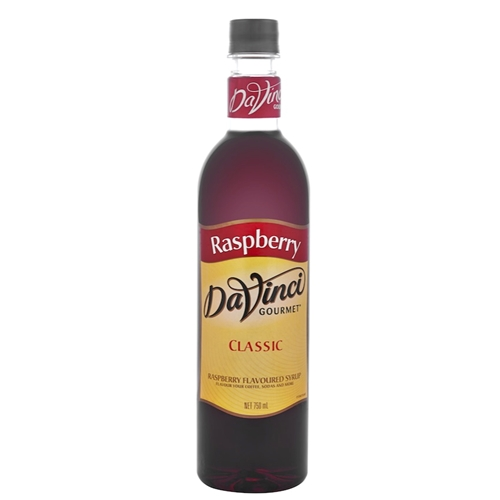 Wholesale Syrup 750ml - Raspberry - DaVinci Gourmet (1x750ml) Orders Dispatched direct from Supplier. Free Delivery Australia Wide.