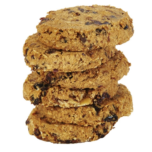 Unwrapped Cafe Cookie 60g - Sticky Date Ginger - Byron Bay Cookies (6x60g)