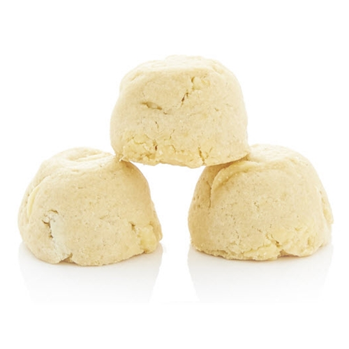 Bulk Baby Buttons 13g - White Choc Macadamia - Byron Bay Cookies (1x1kg)