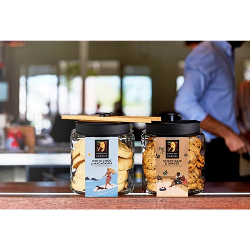 Cafe Cookie Jars - Byron Bay Cookies (1x5ltr)