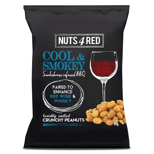 Wholesale Cool Smokey Nuts4Red Orders Dispatched direct from Supplier. Free Delivery Australia Wide.