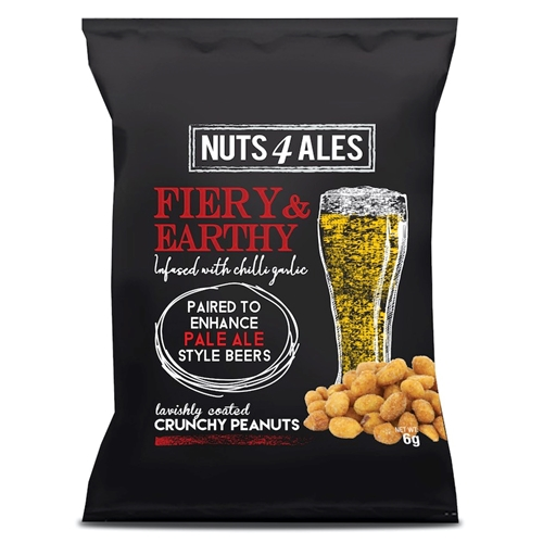 Wholesale Fiery Earthy Nuts4Ales Orders Dispatched direct from Supplier. Free Delivery Australia Wide.