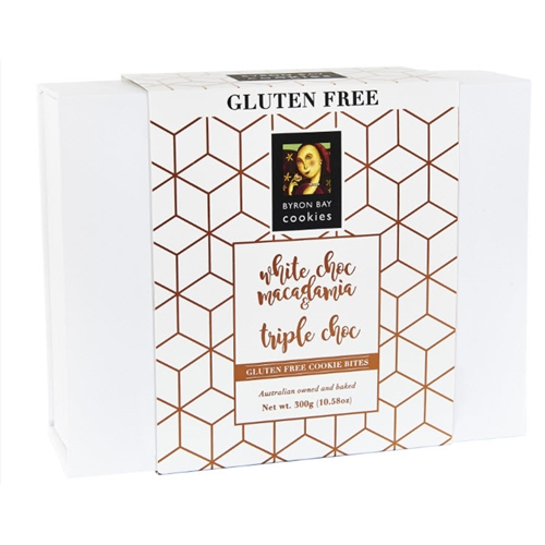 Free Delivery Australia direct from Byron Bay Bakehouse - 300g Gluten Free Luxe Gift Boxes.