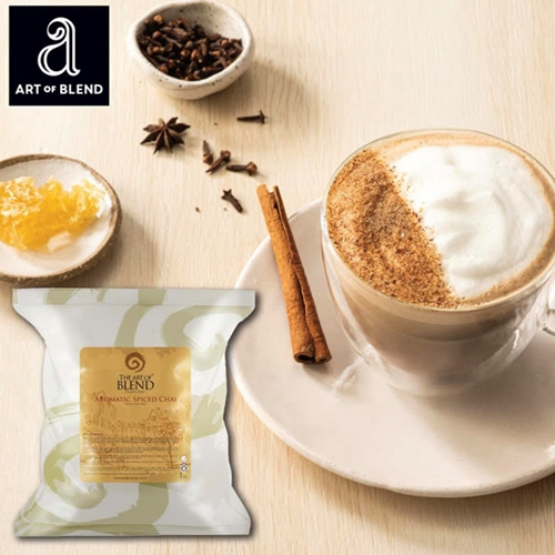 Order Wholesale from Good Food Warehouse. Free Delivery Aromatic Spiced Chai Powder.
