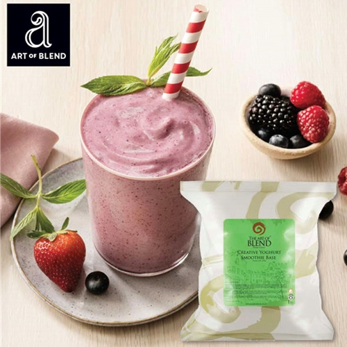 Order Wholesale from Good Food Warehouse. Free Delivery Yogurt Smoothie Base Powder.
