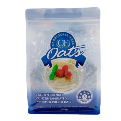 500g USA approved Gluten Free Oats