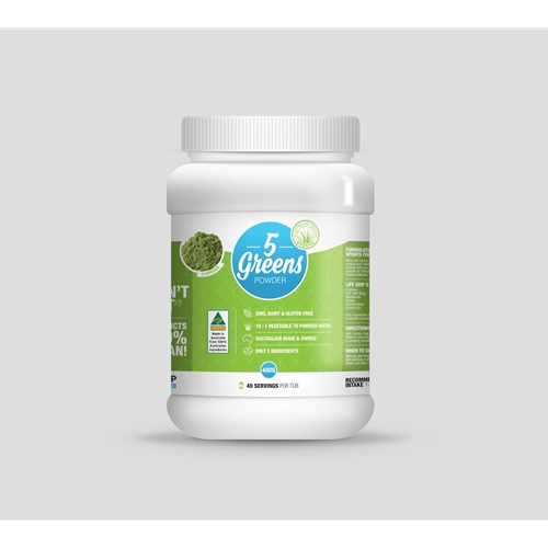 Order Life Grip Australian Sprouted Greens Wholesale Powder online Good Food Warehouse. Free Delivery.