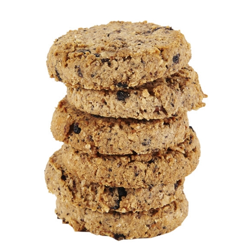 Order Byron Bay Granola Blueberry Chia Wholesale Cafe Cookies from Good Food Warehouse Today.