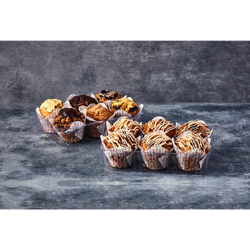 Wholesale Sample Carton - 6 x Wrapped Breads and 6 x Wrapped Muffins Orders Dispatched direct from Supplier. Free Delivery Australia Wide.