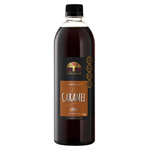 Order Wholesale Cafe 750ml Alchemy Caramel Syrup Online Good Food Warehouse.