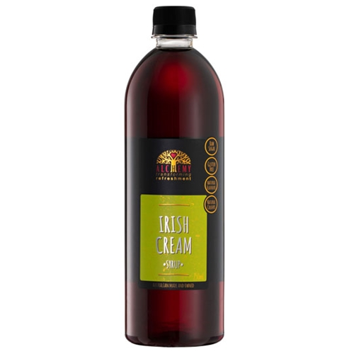 Order Wholesale Cafe 750ml Alchemy Irish Cream Syrup Online Good Food Warehouse.