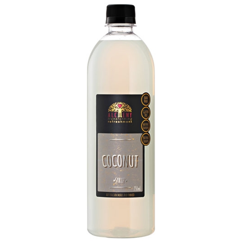 Order Wholesale Cafe 750ml Alchemy Coconut Syrup Online Good Food Warehouse.