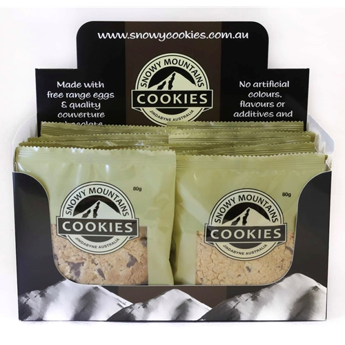 Date Dark Chocolate Coconut 80g Snowy Cookie