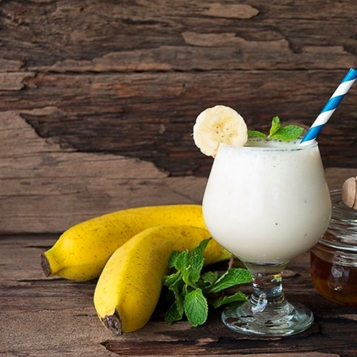Banana Frappe | Shott Beverages | Good Food Warehouse
