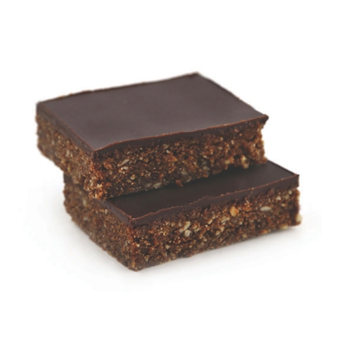 Wholesale Choc Nut Fudge Slice