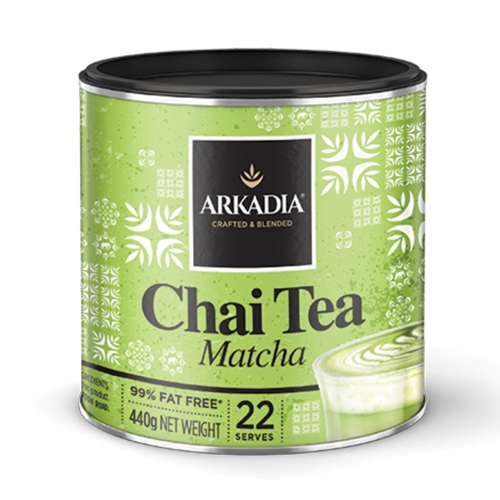 Arkadia Match Green Tea Latte