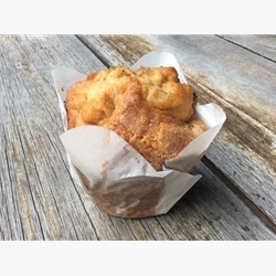 Wholesale Unwrapped Muffins 170g - Apple Cinnamon - MaMa Kaz Orders Dispatched direct from Supplier. Free Delivery Australia Wide.
