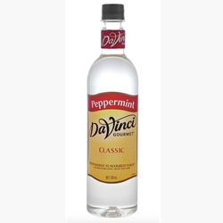 DaVinci Gourmet Peppermint Syrups Wholesale Good Food Warehouse