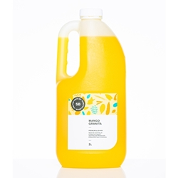 Granita Slush Syrup - Mango  (Yellow) - Sweet Blends (1x2ltr)